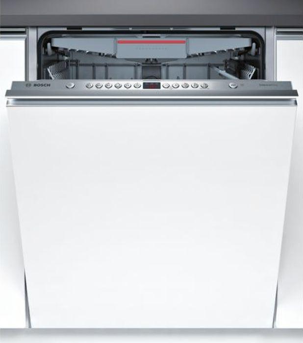 Посудомоечная машина Bosch, SMV46MX01R, белый