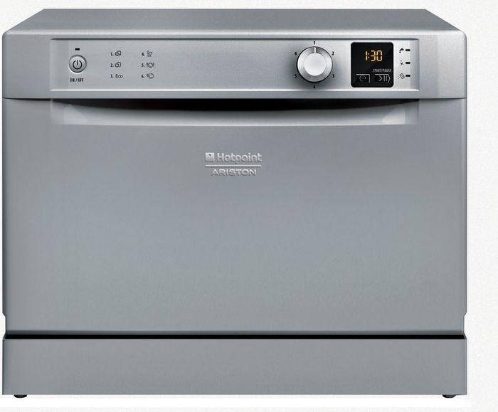 Посудомоечная машина Hotpoint-Ariston, HCD 662 S EU, серый