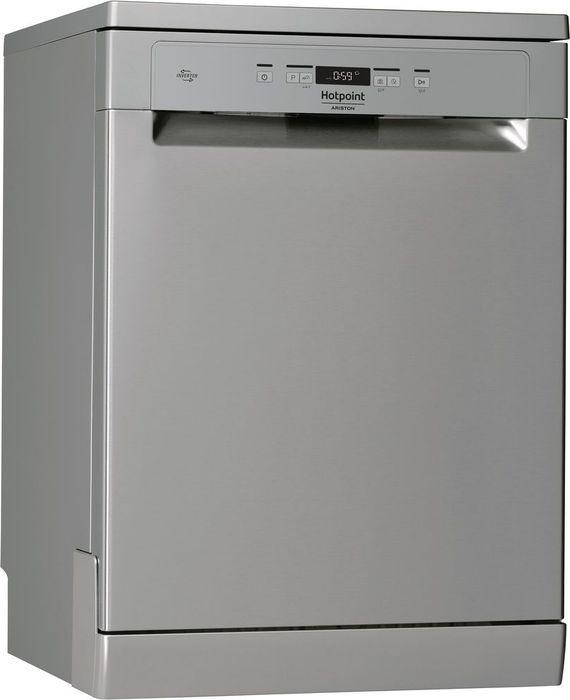 Посудомоечная машина Hotpoint-Ariston, HFC 3C26 X, серый