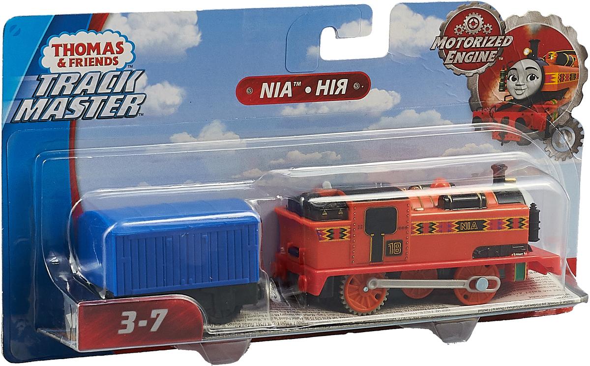 """Базовый паровозик Thomas&Friends """"Ния"""", BMK87_FXX47, оранжевый"""