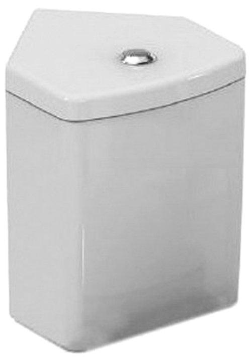 Арматура смывная Ideal Standard Бачок угловой для унитаза, белый