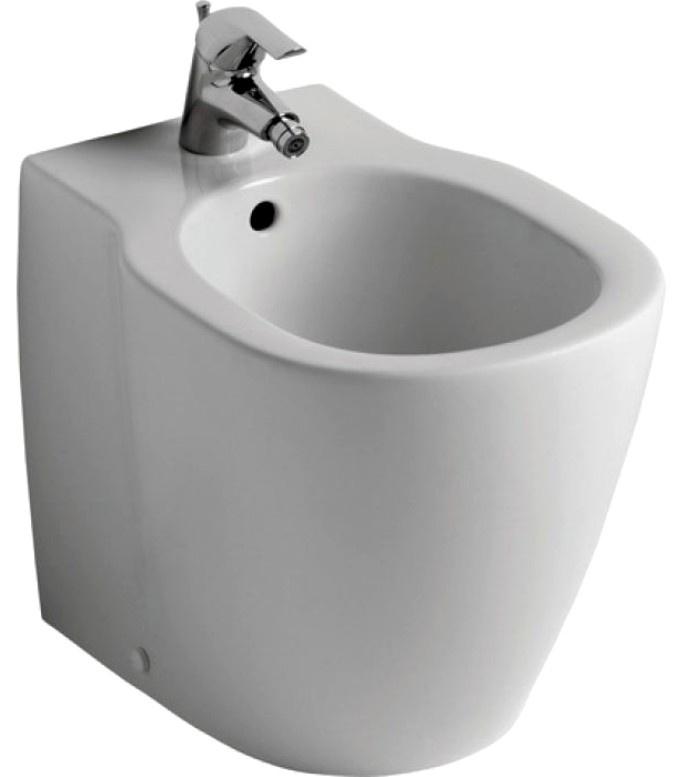 Биде Ideal Standard Биде, белый напольное биде ideal standard connect e799501