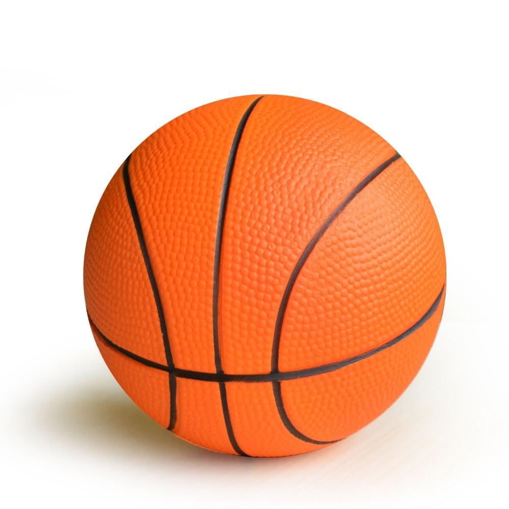Игрушка для животных киспис Мини баскетбольный из эко резины, оранжевый103011Самая любимая игрушка животных. Безопасна для зубов. Сделана из прочной экорезины.