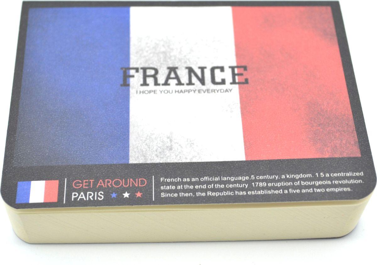Карамба Блокнот Страны Франция 185 листов