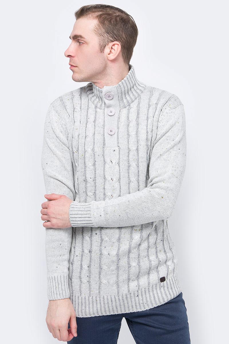 8ba30441ab61 Свитер мужской trussardi цвет серый 32m001240f00438e150_grey размер ...