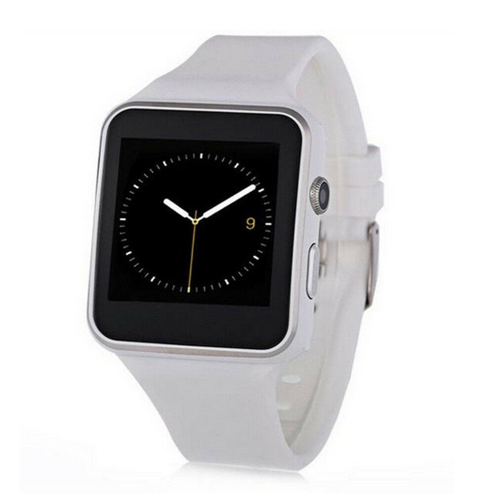 Фото - Умные часы Perston Q360W, белый видео