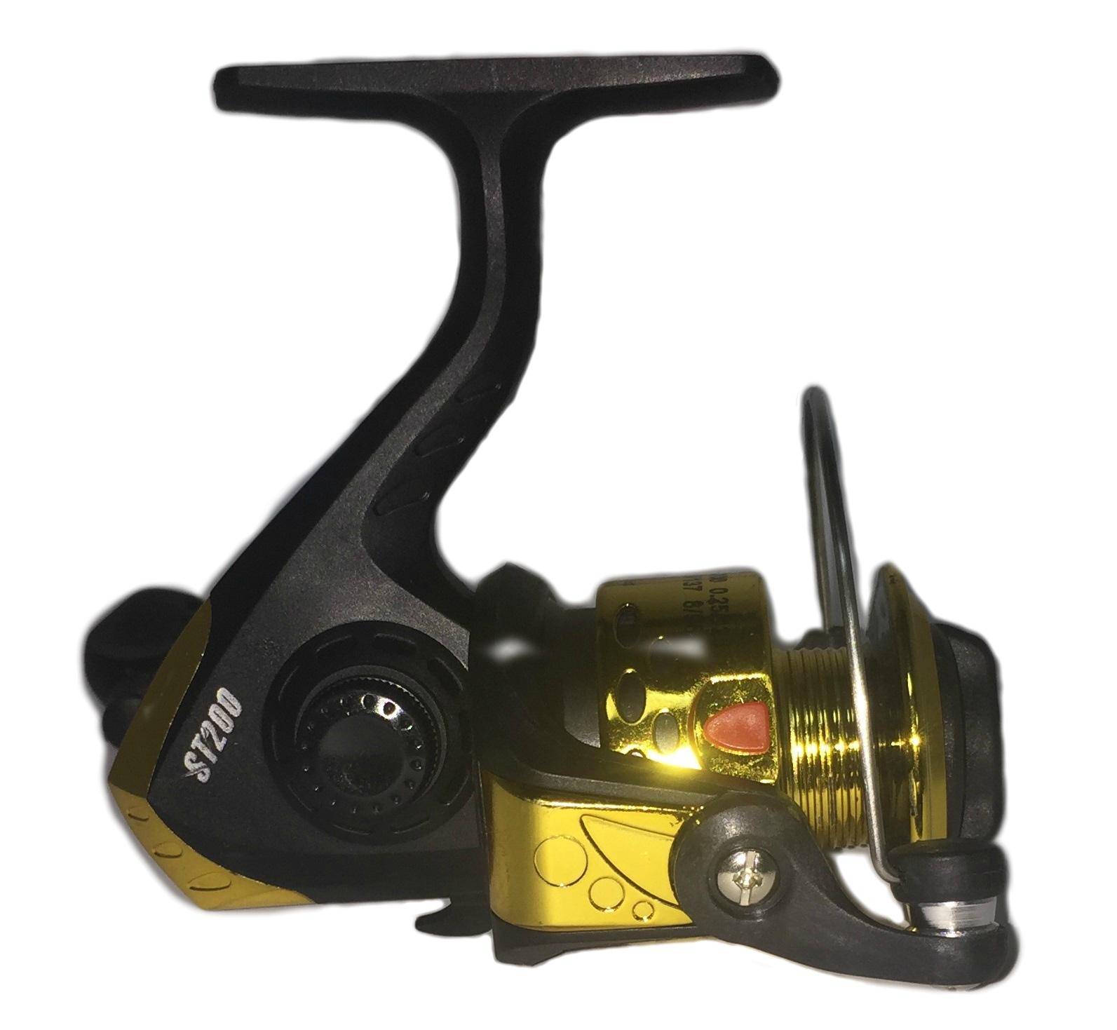 Катушка AGP WK 3, золотой, желтый, черный катушка agp sa серебристый