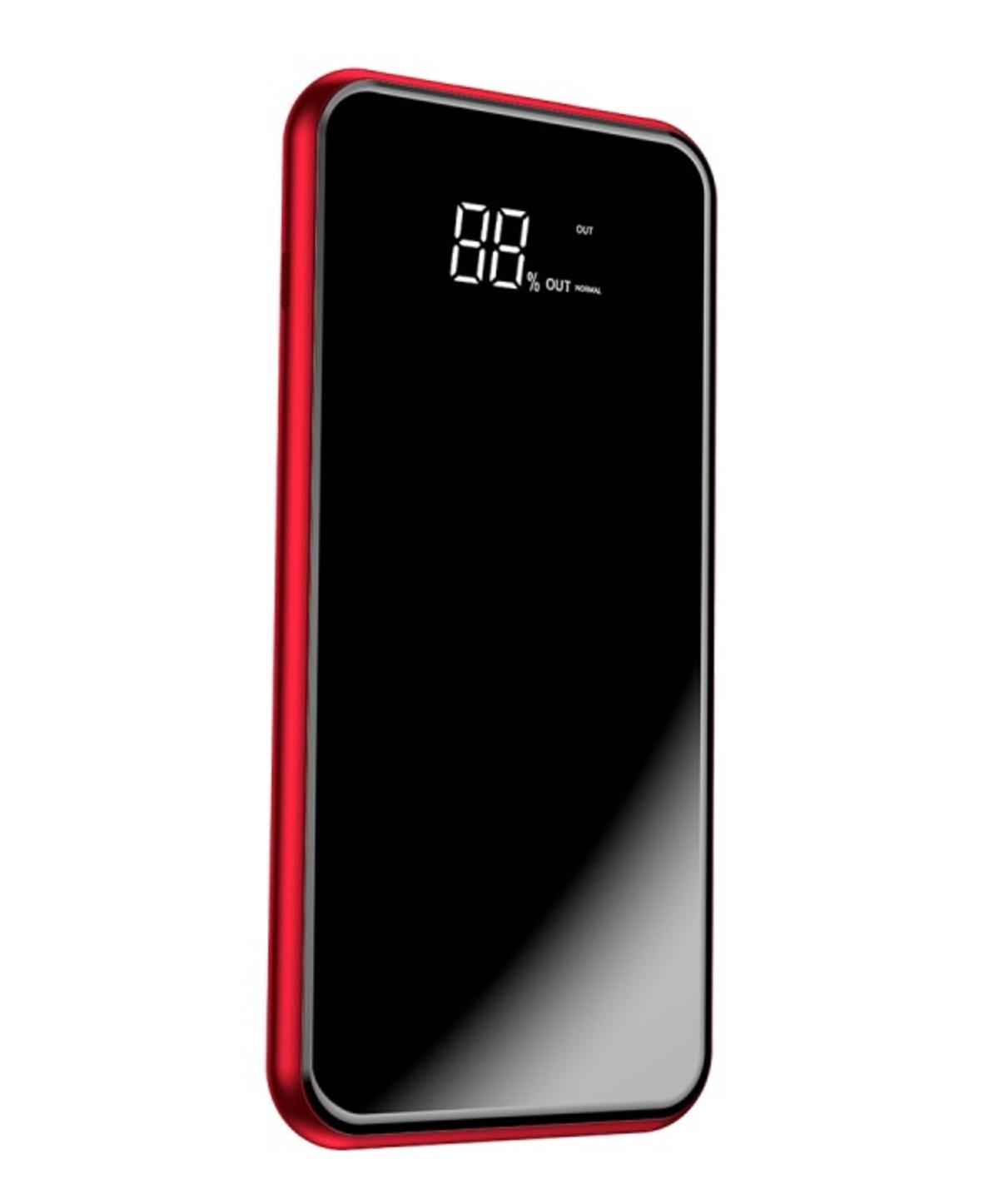Фото - Внешний аккумулятор Baseus PPALL-EX09, красный аккумулятор