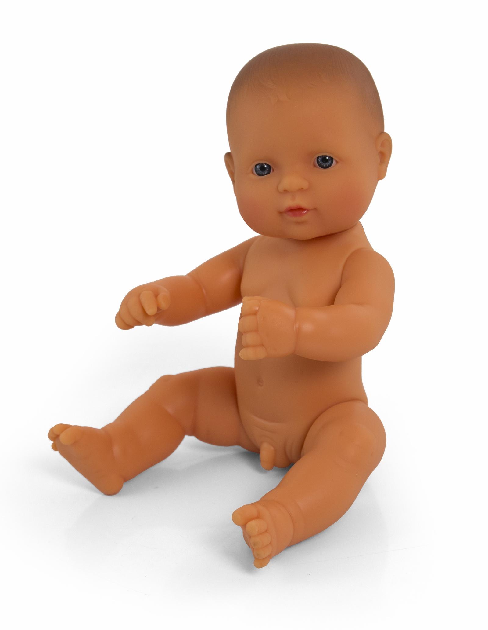 Кукла Miniland Мальчик европеец 32 см