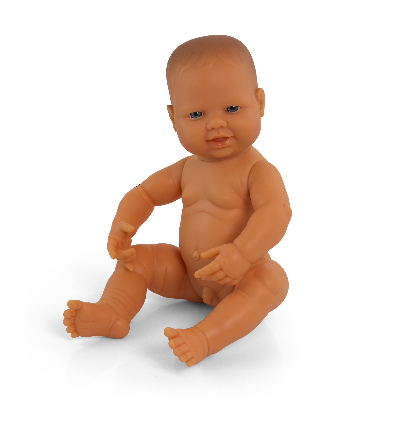 Кукла Miniland Мальчик европеец 40 см