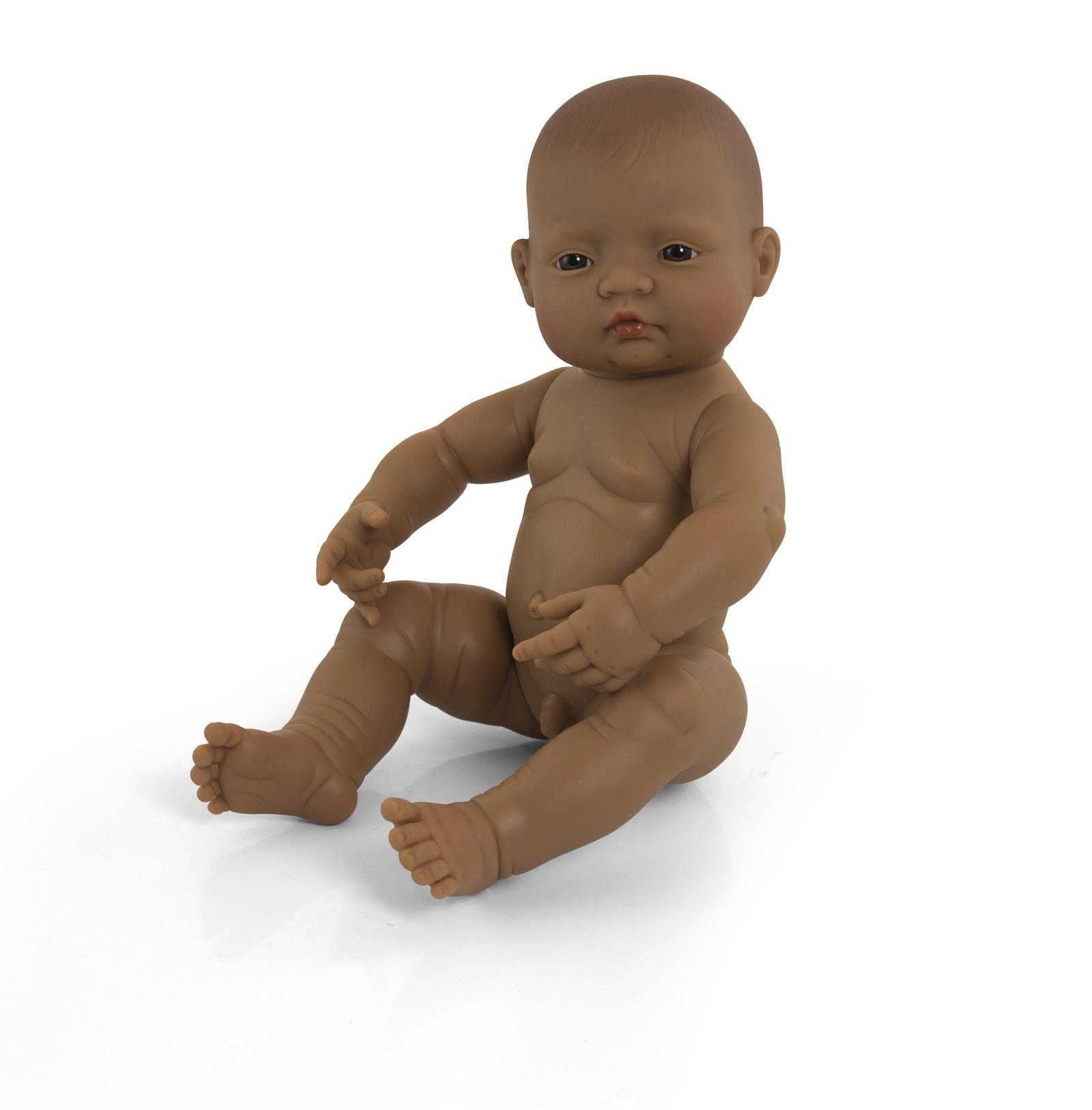 Кукла Miniland Мальчик латиноамериканец 40 см