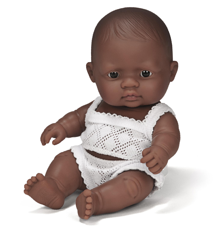 Кукла Miniland мальчик латиноамериканец 21 см