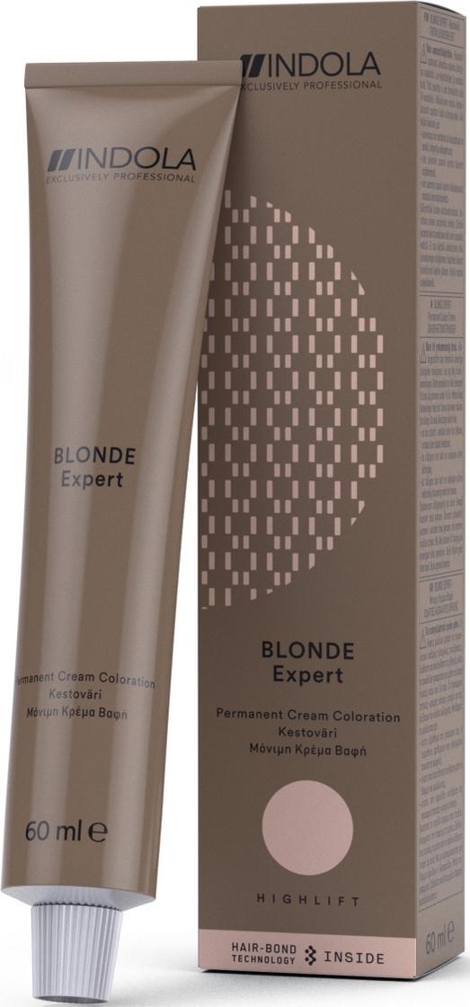 Крем-краситель для волос перманентный Indola Blonde Expert Highlift №1000.11, 60 мл