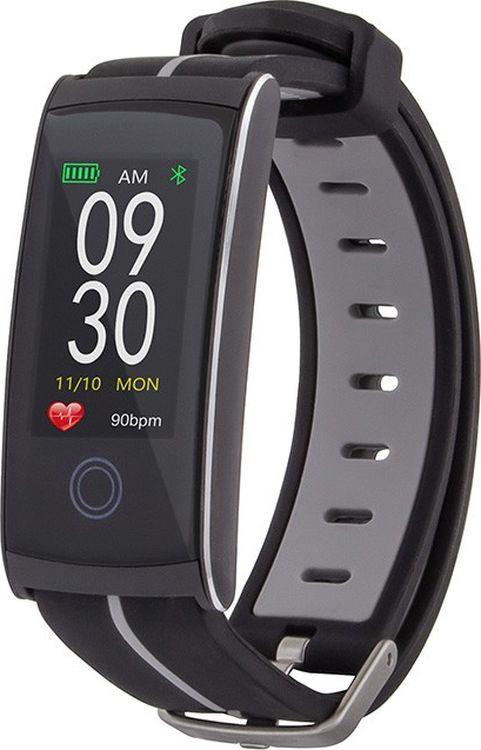 Фитнес-браслет Bizzaro F450, черный цены онлайн