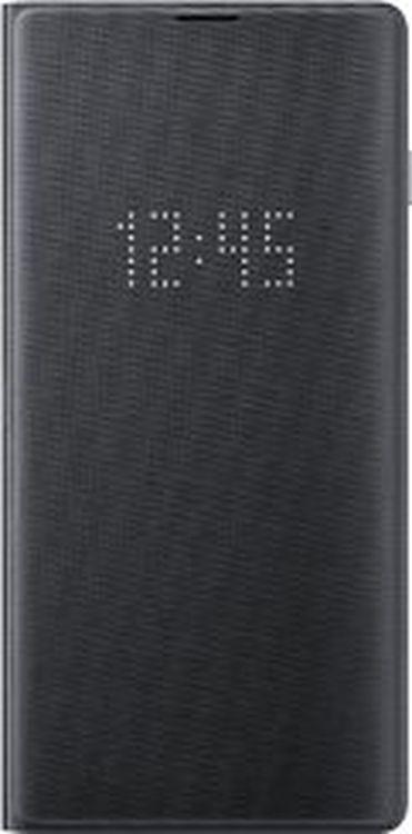 Чехол Samsung LED View Cover для Galaxy S10, черный