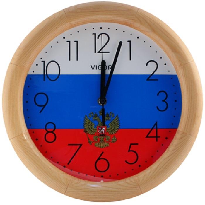 Настенные часы VIGOR Д-30 Флаг с гербом adidas vigor 90