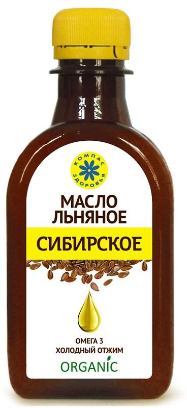 Масло Льняное Компас Здоровья Славянка Арина 0,2 л масло льняное компас здоровья сибирское 0 2 л
