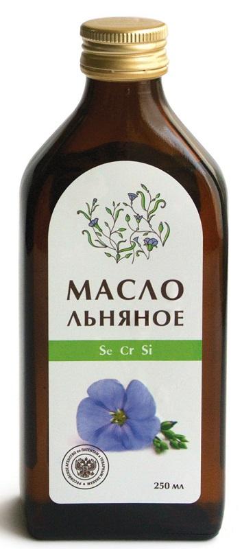 Масло Льняное Компас Здоровья, стеклобутылка, 250 мл масло льняное компас здоровья сибирское 0 2 л