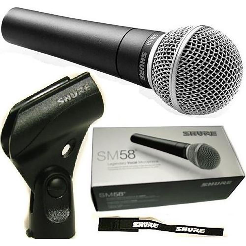 Микрофон SHURE SM58-LCE Shure