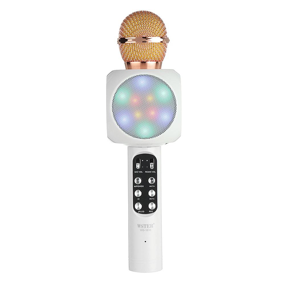 Микрофон WESTER Микрофон, белый цена