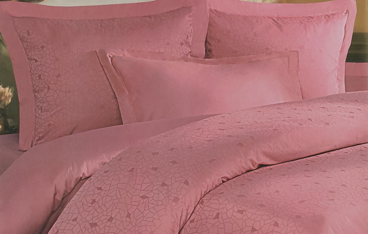 Комплект постельного белья Mona Liza Royal Мозаика, 5437/07, 1,5 спальный, наволочки 70х70 цена