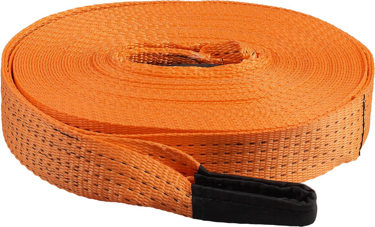 Удлинитель лебедочного троса Топ Авто, 5 т, 60 мм, 20 м корозащитная стропа топ авто 15 т 90 мм 2 5 м