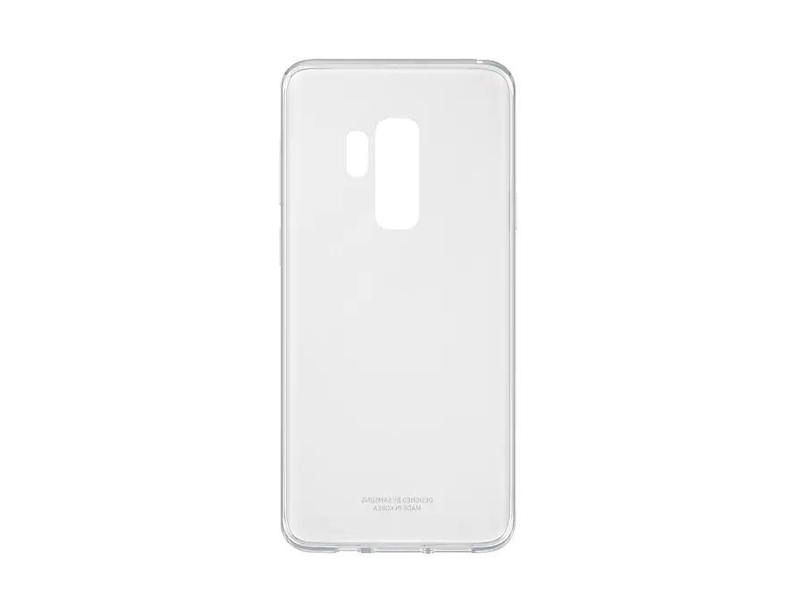 Чехол для сотового телефона Samsung Clear Cover (Galaxy S9+) противоскользящий мягкий чехол для смартфона