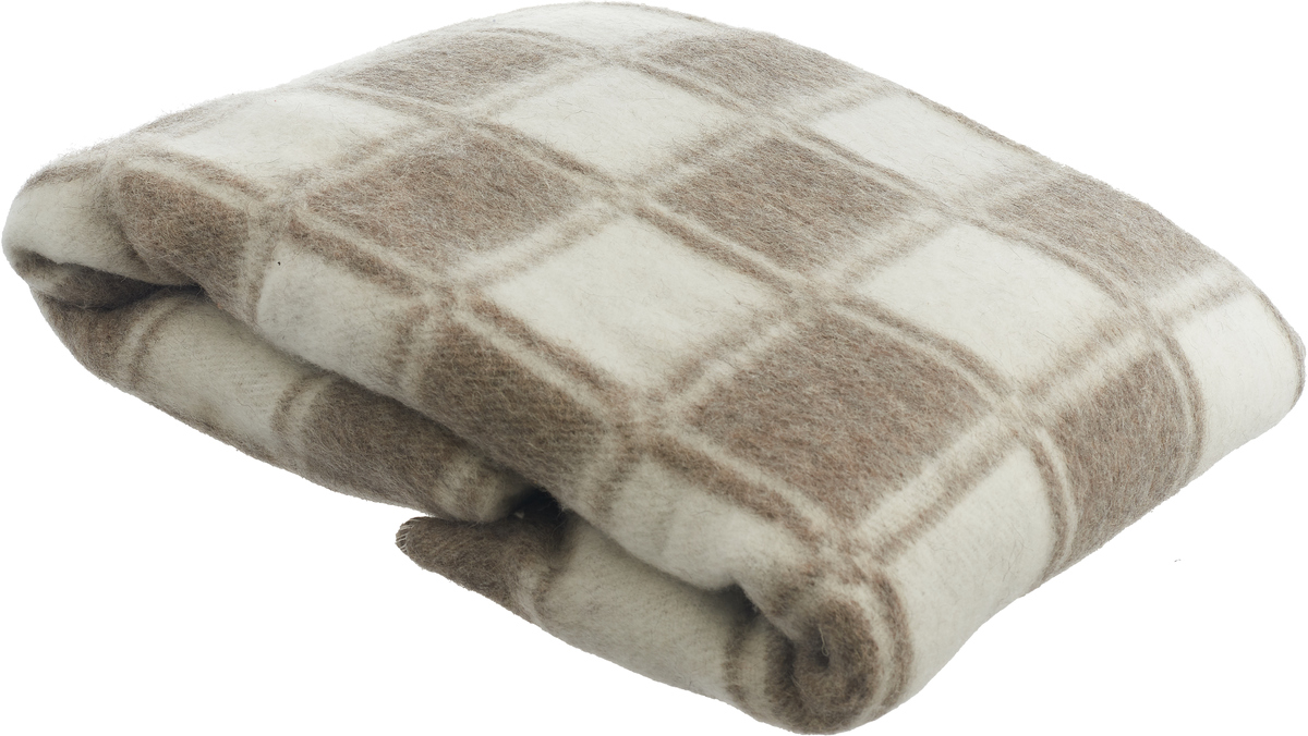 Одеяло детское Bio-Textiles Звездочка, ПШЗД-4, полушерстяное, шоколад полушерстяное пальто