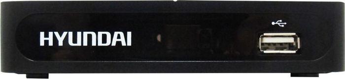 цена на ТВ ресивер DVB-T2 Hyundai H-DVB180