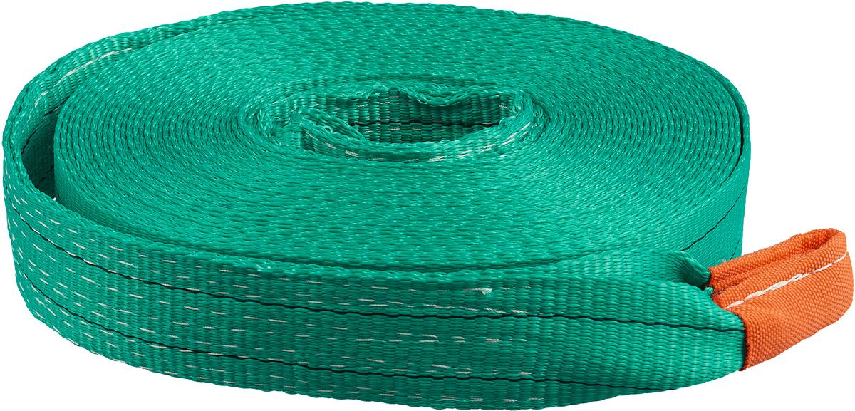 Удлинитель лебедочного троса Топ Авто, 10 т, 60 мм, 20 м корозащитная стропа топ авто 15 т 90 мм 2 5 м