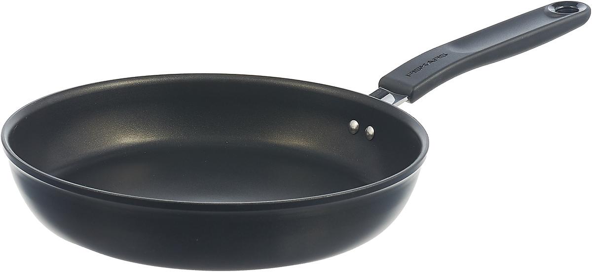 Сковорода Fiskars Functional Form, 1026572, черный, диаметр 24 см fiskars functional form 857128 page 6
