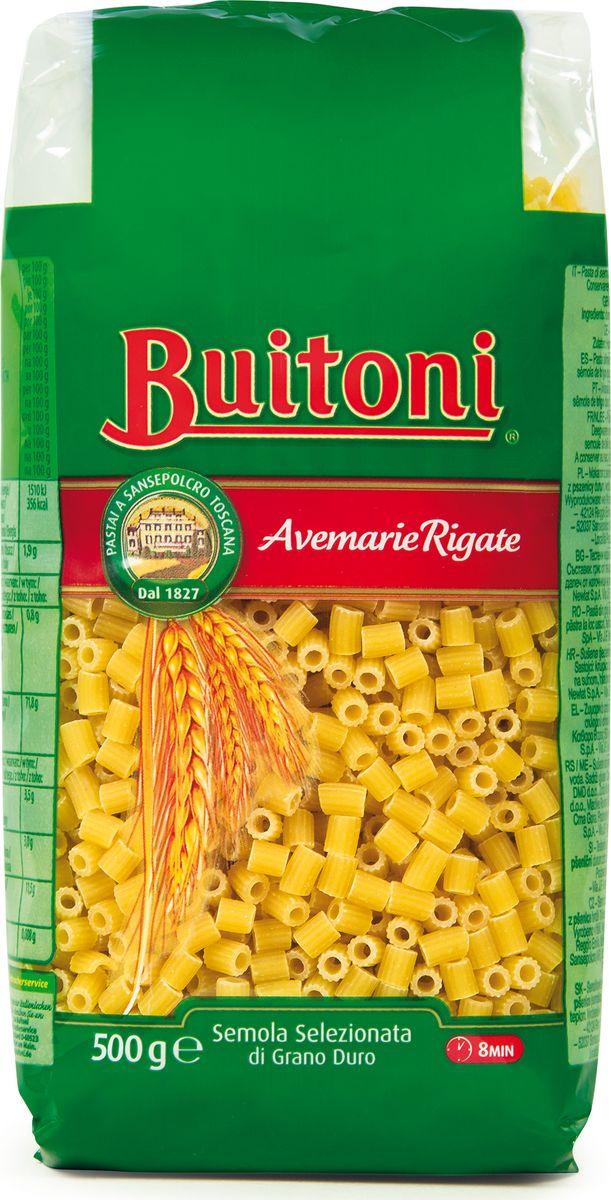 Макароны Buitoni Avemarie Rigate 139, 500 г