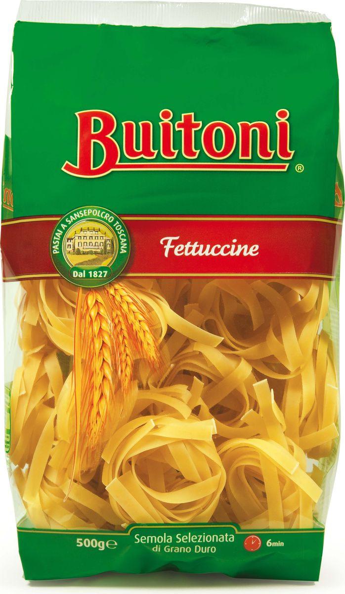 Макароны Buitoni Fettuccine 96, 500 г