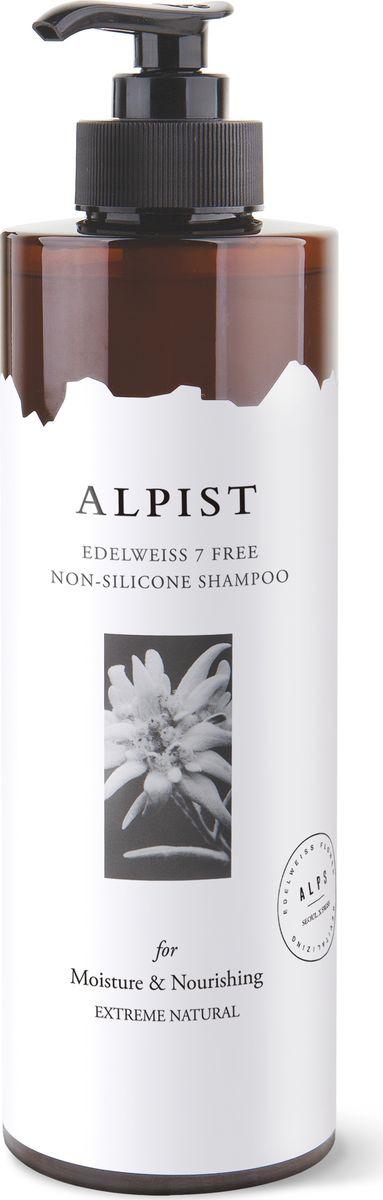 Шампунь для волос Alpist, 500 мл280737Шампунь для ухода за волосами Alpist с максимально натуральным составом. Не содержит парабены, минеральные масла, SLS/SLES, красители, силиконы, синтетические отдушки, консерванты (MIT, CMIT). Содержит комплекс органических экстрактов альпийских трав (экстракт эдельвейса, экстракты цветов/листьев/стеблей/ шлемника альпийского, экстракт горичника настурциевого, экстракт полыни альпийской, экстракт кипрея, экстракт тимьяна, экстракт буддлеи, экстракт шандры) и эфирных масел (масло листьев розмарина, апельсиновое масло, лавандовое масло, масло можжевельника мексиканского, эфирное масло иланг-иланга, масло семян яблок) для оздоровления и поддержания естественной красоты волос. Формула на основе 100% растительных ПАВов, с пониженным содержанием щелочей. Хорошо пениться и экономичный в использовании. Средство прошло дерматологические испытания.