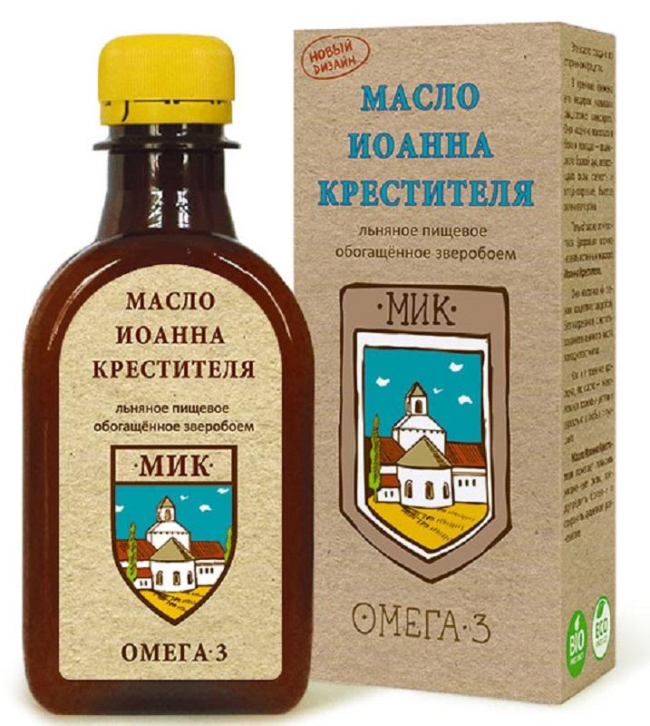 Масло Льняное Компас Здоровья Масло Иоанна Крестителя 0,2 л масло льняное компас здоровья сибирское 0 2 л