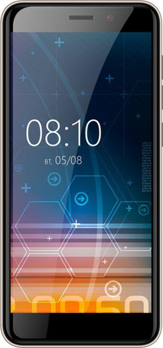 Смартфон BQ Mobile Fox View 8 GB, черный