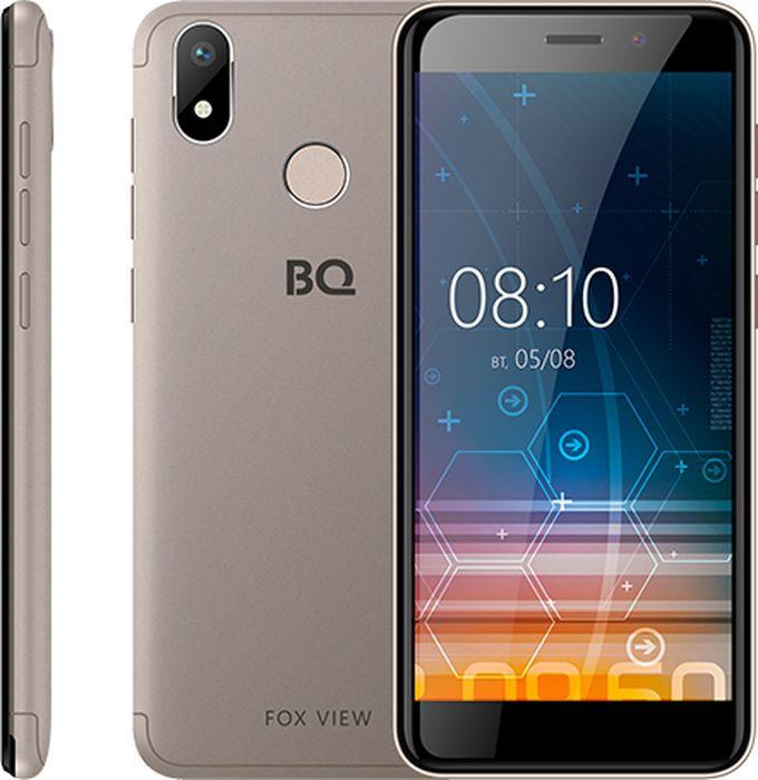 Смартфон BQ Mobile Fox View 8 GB, золотой
