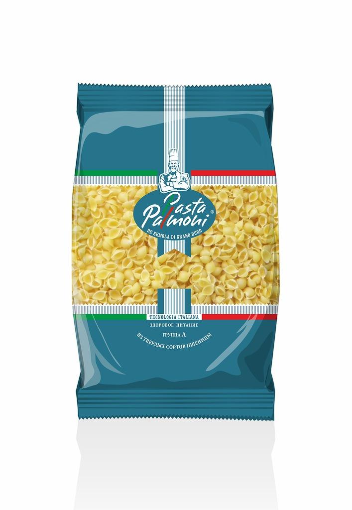 Макароны Pasta Palmoni Ракушки