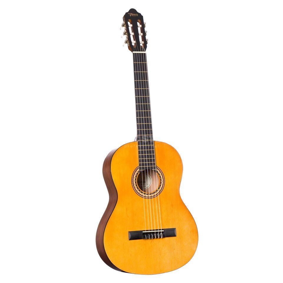 Классическая гитара Valencia VC203, желтый альмейда лауриндо классическая гитара в джазе