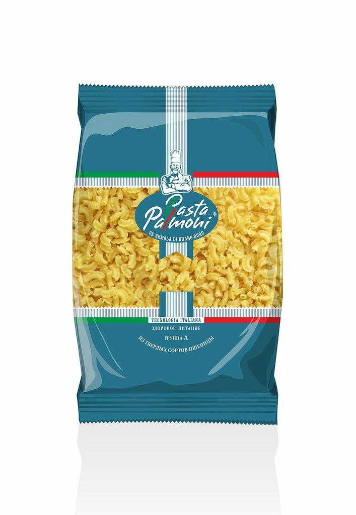 Макароны Pasta Palmoni Макароны Гребешки , 400