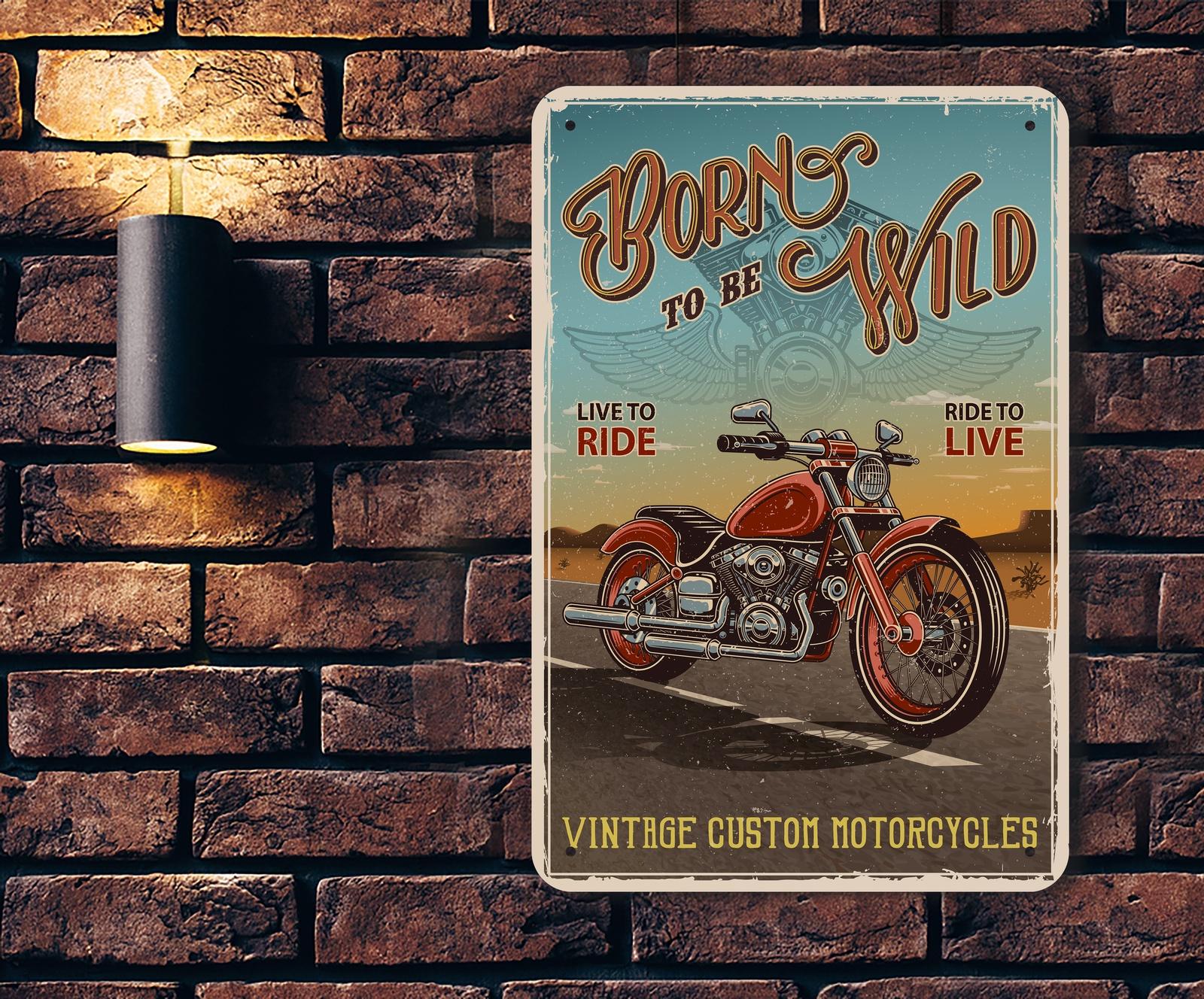 Постер на металле на заказ