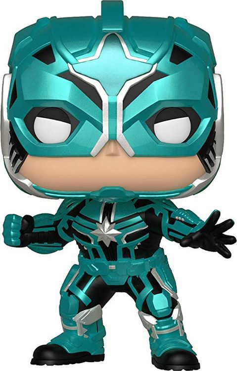 Фигурка Funko POP! Bobble Marvel Captain Yon-Rogg 36352