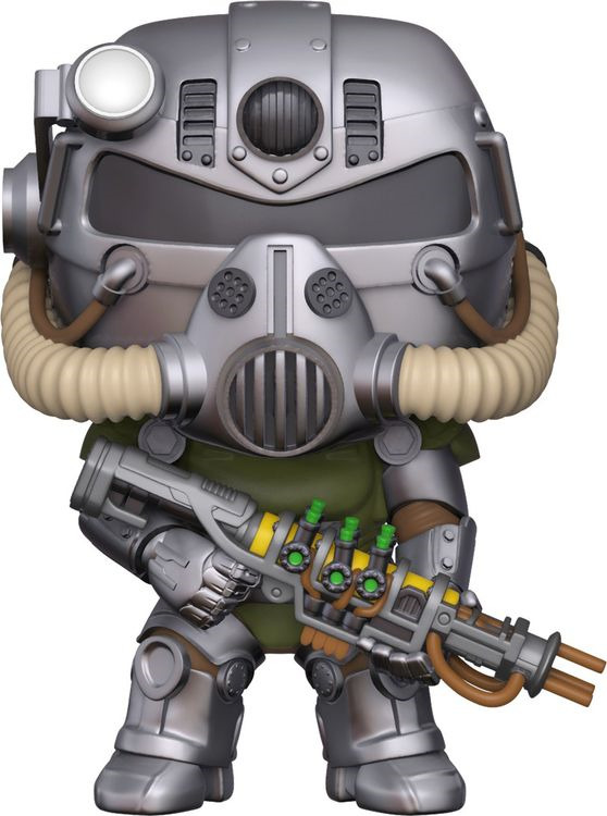 Фигурка Funko POP! Vinyl Games Fallout S2 T-51 Power Armor 33973