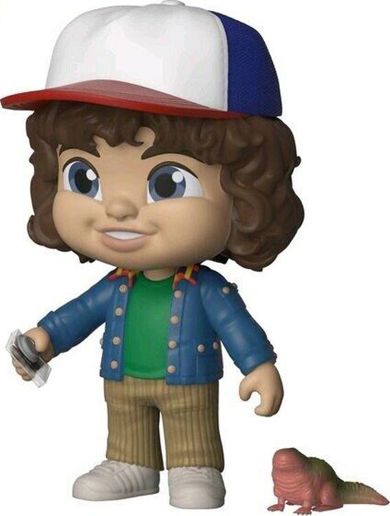 Фигурка Funko Vinyl Figure 5 Star Stranger Things Dustin 35053 nba cavaliers lebron james vinyl action figure toy