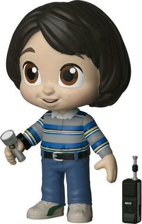 Фигурка Funko Vinyl Figure 5 Star Stranger Things Mike 35036 фигурка funko pop vinyl stranger things mike at dance 35055