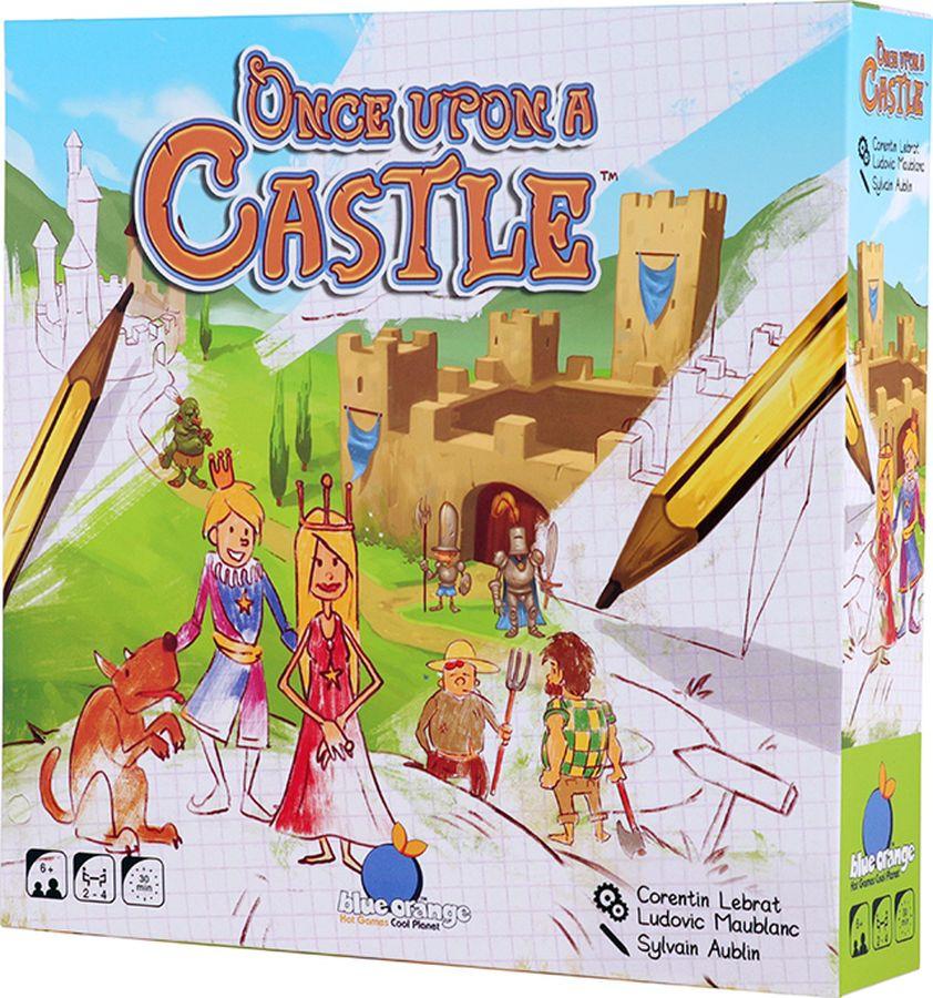Настольная игра Blue Orange Однажды в замке