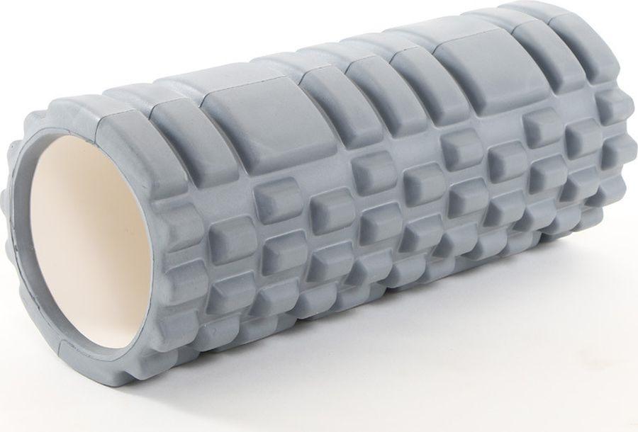Валик для фитнеса Bradex Туба, SF 0335, серый