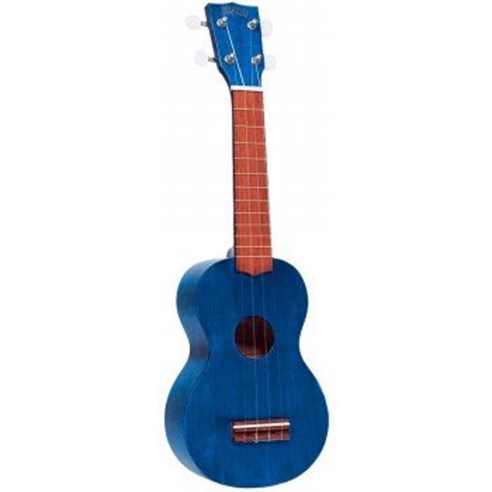 Укулеле Mahalo MK1TBU, синий укулеле enya eus x1 с чехлом