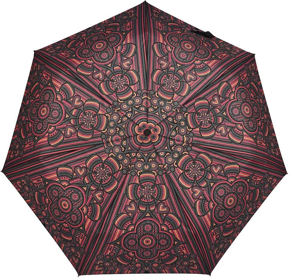Зонт Henry Backer Q2203 Mosaic, Q2203 Mosaic, серый шарф женский henry backer цвет розовый hb1605b14 63 размер 100 см х 200 см
