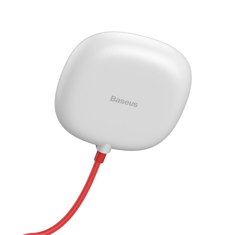 Беспроводное зарядное устройство Baseus WXXP-02, белый strong suction cup toothbrush frame